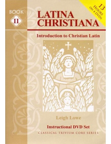Latina Christiana II Instructional DVD's