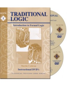 Traditional Logic: Introduction to Formal Logic DVDs
