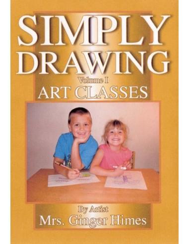 Simply Drawing Vol. 1 Art Classes (Shapes)
