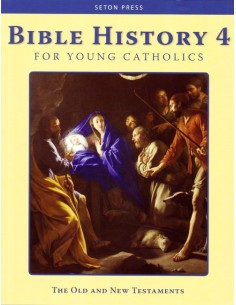 Bible History 4 for Young Catholics