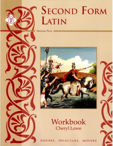 Second Form Latin Student Wkbk