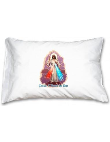 Divine Mercy Pillowcase