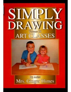 Simply Drawing Vol. 3 Art Classes (Noah's Ark & Animals)
