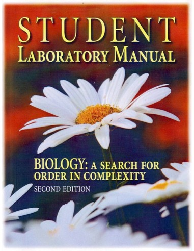 Biology - A Search for Order Lab Manual