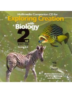 Exploring Creation with Biology Book Companion CD-ROM
