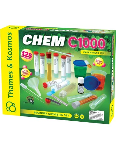 CHEM C-1000 Beginner Chemistry Set