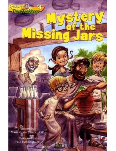 Mystery of the Missing Jars