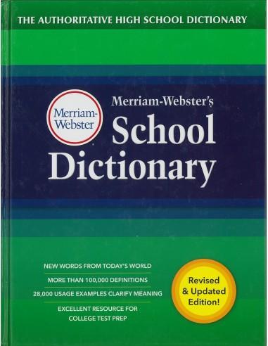 Merriam-Webster's School Dictionary (Grades 7-12)