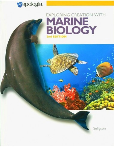 Exploring Creation w/ Marine Biology Text Book