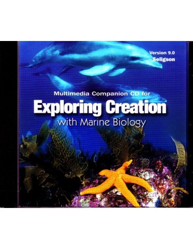 Exploring Creation w/ Marine Biology Companion CD