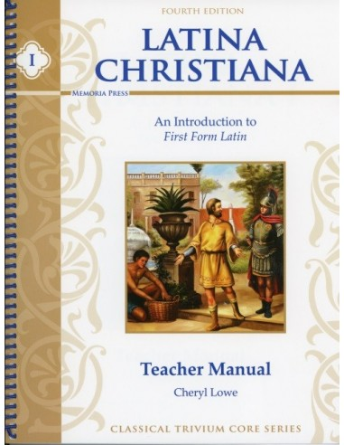 Latina Christiana I: Teacher Manual