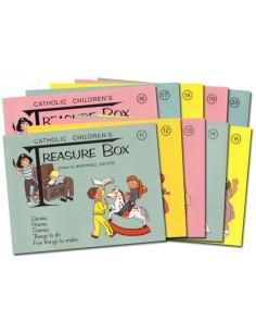Catholic Children's Treasure Box (11-20) Set 2