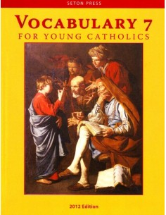Vocabulary 7 for Young Catholics