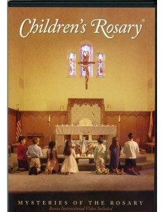 Children's Rosary DVD