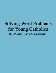 Catholic Word Problems Level C