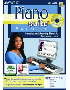 Piano Suite Premier Software