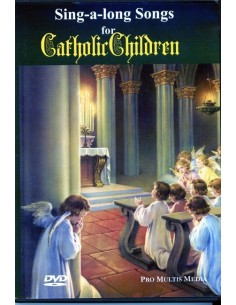 Catholic Songs for Children Sing-Along DVD