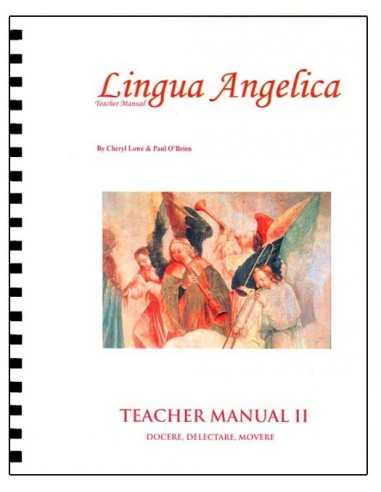 Lingua Angelica II Teacher Manual