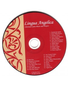 Lingua Angelica I Music CD