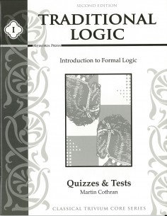 Traditional Logic Quizes and Tests