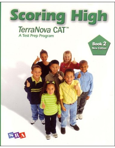 Scoring High TerraNova/CAT 6 Gr. 2 Student