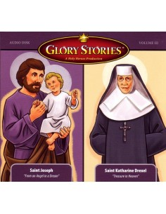 Glory Stories: St. Joseph and St. Katharine Drexel