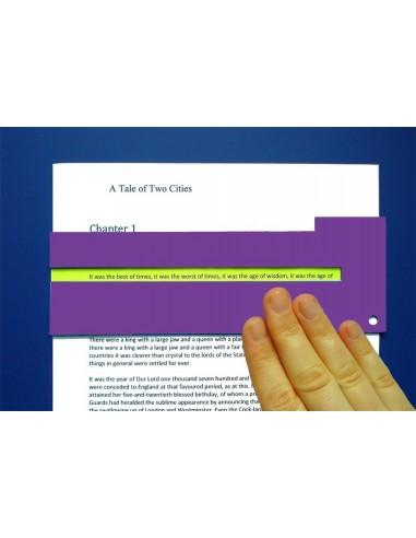 Reading Focus Cards