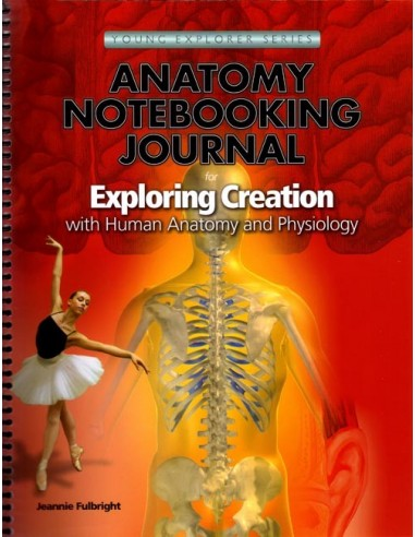 Notebooking Journal - Human Anatomy