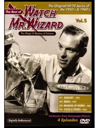 Watch Mr. Wizard Vol. 5