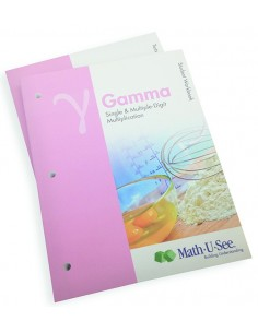 Math-U-See Gamma Student Pack