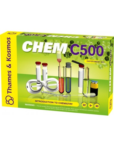 CHEM C-500 Introduction to Chemistry Experiment Kit