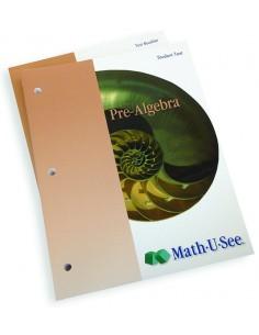 Math-U-See Pre-Algebra Student Pack