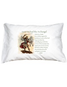 St. Michael Pillowcase