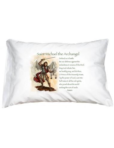 St. Michael Pillowcase