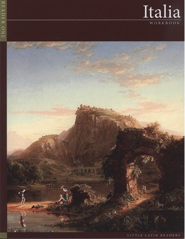 Little Latin Readers Lvl. 1: Italia - Workbook