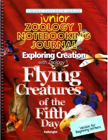 Zoology 1 Junior Notebooking Journal