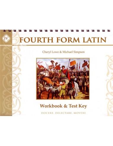 Fourth Form Latin Wkbk and test Key