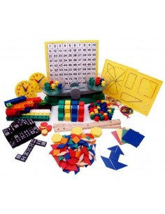 Math Manipulative Kit (N.W.P.)