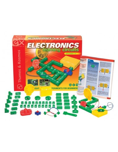 Electronics Kit: Learning Circuits