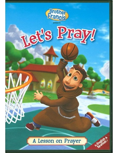 Brother Francis DVD: Let's Pray