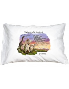 Good Shepherd Pillowcase