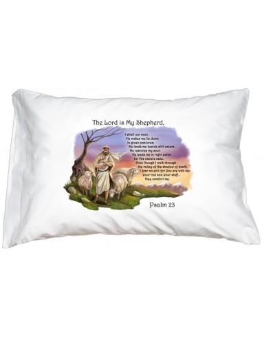 Good Shepherd Pillowcase