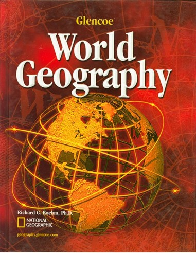 World Geography 2005 Ed. Text Key