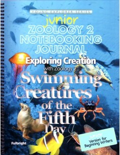 Zoology 2 Junior Notebooking Journal