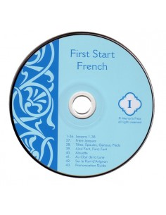 First Start French I Pronunciation CD