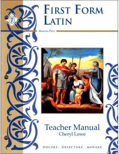 F.F. Latin Teacher Manual - text key