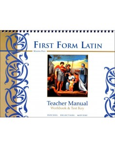 F.F. Latin Workbook and Test key