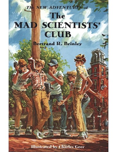 The New Adventures of The Mad Scientists' Club