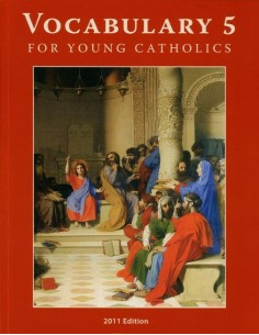 Vocabulary 5 For Young Catholics
