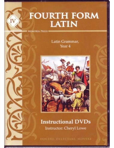 Fourth Form Latin DVD